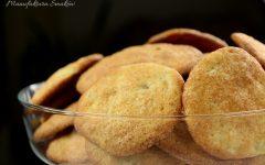 Ciasteczka bananowo - cynamonowe