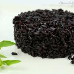 Czarny ryż
