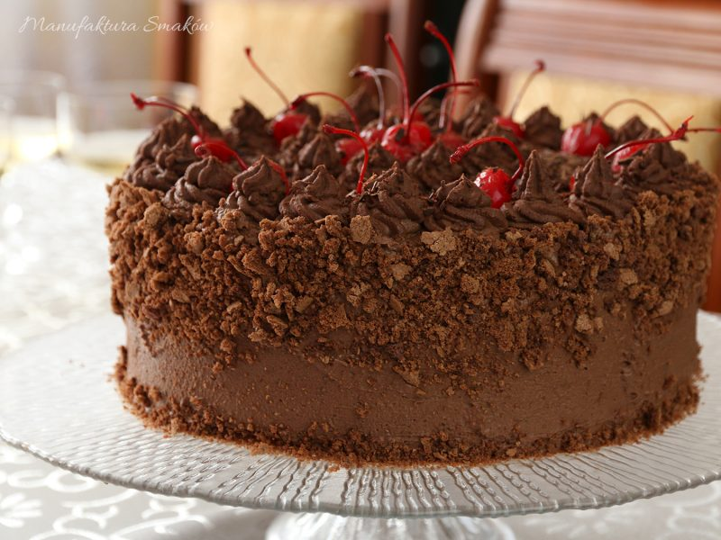 Tort czekoladowy