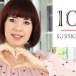100 pierwszych subskrypcji na kanale!