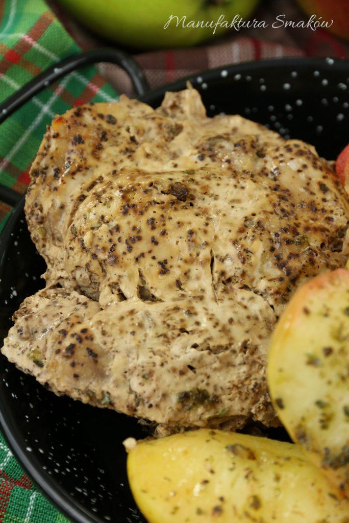 Kurczak marynowany i pieczony w jogurcie