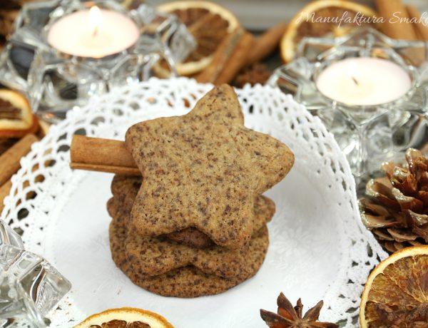 Ciasteczka pomarańczowo - czekoladowe